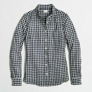 J. Crew Factory Classic Button Down shirt